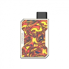 Authentic VOOPOO DRAG Nano 750mAh Pod System Starter Kit 1ml/1.8ohm (Standard Edition) - Fiesta