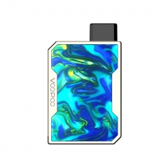 Authentic VOOPOO DRAG Nano 750mAh Pod System Starter Kit 1ml/1.8ohm (Standard Edition) - Nebulas Blue
