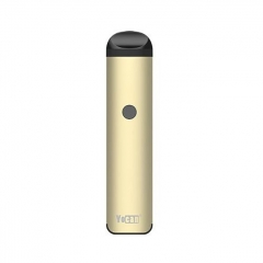 Yocan Evolve 2.0 Pod System Kit 650mAh Starter Kit 1ml - Gold