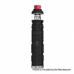 Authentic Vandy Vape Trident IP67 18650 Waterproof Starter Kit 3.5ml/5ml/0.15ohm - Black