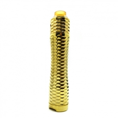 Pur Viper Style 18650/20700/21700 Hybrid Mechnical Mod 29mm Kit - Gold
