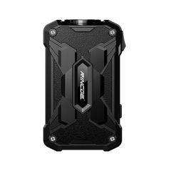 Authentic Rincoe Mechman 228W TC VW Variable Wattage Box Mod Dual 18650 - Steel Wing Full Black