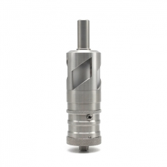 Vazzling FEV V4 Shield 23mm Style MTL Rebuildable Atomizer - Silver