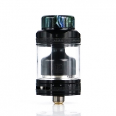 Authentic Footoon Aqua Master V2 24mm RTA Rebuildable Tank Atomizer 4.5ml - Black