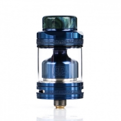 Authentic Footoon Aqua Master V2 24mm RTA Rebuildable Tank Atomizer 4.5ml - Blue