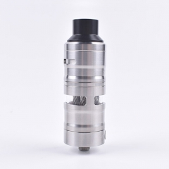 Vazzling Gevolution V2 Style 23mm Mesh RTA Rebuildable Tank Atomizer 4ml - Silver