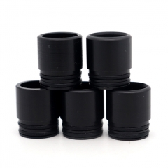 Replacement 810 POM Drip Tip 5pcs - Black