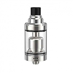 Authentic Ambition-Mods GATE 22mm MTL RTA Rebuildable Tank Atomizer 3.5ml - Silver