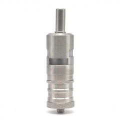Vazzling FEV V4 Shield 23mm Style MTL Rebuildable Atomizer #2 - Silver