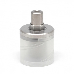 Replacement PC Top Filling kit for Kayfun Lite 2019 Style 24mm RTA - Silver