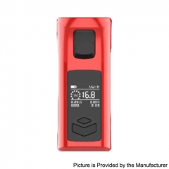 Authentic Vaporesso Target Mini 2 50W 2000mAh VW Variable Wattage Box Mod  - Red