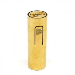 (Ships from Germany)ULTON Bestia Animal Style 18650 Hybrid Mech Mod 24mm - Brass