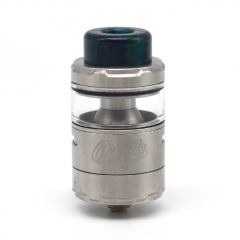 Profile Unity Style 25mm RTA Rebuildable Tank Atomizer 5ml - Silver