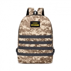 Outdoor Tactical Backpack Camouflage Trekking Rucksack -  Desert Yellow