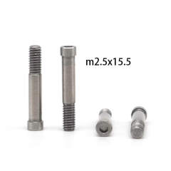 4pcs Replacement Screws for ULTON 23mm Gevolution RTA - M2.5x15