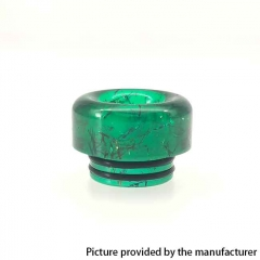 ULPS 810 Replacement Rainbow Drip Tip 1pc - Green
