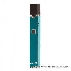 Authentic Ovns Zorro 250mAh Pod System Starter Kit 0.7ml/1.8ohm - Blue