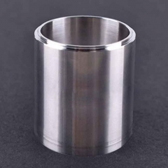 Replacement Stainless Steel Tank for ULTON Typhoon GTR 23mm Atomizer 4ml - Silver