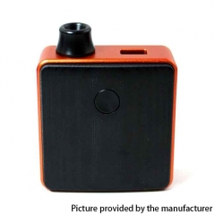 SXK Bantam Box 30W VW Variable Wattage All-in-one Mod Pod Kit 18350 - Orange
