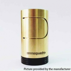 Ennequadro IMO 350 Style 18350 Mechanical Mod 22mm - Brass