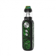 Authentic OBS Cube X 80W VW Variable Wattage Box Mod 18650 w/Atomizer Kit 0.2ohm/0.15ohm/4ml - Firefly