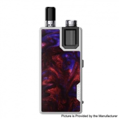 Authentic VapeCige Nano 40W 950mAh Pod System Starter Kit 2ml - Purple Red