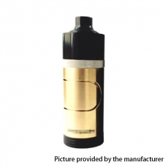 Ennequadro IMO 350 Style 18350 Mechanical Mod 22mm w/ Hydro Style RDA Kit - Brass