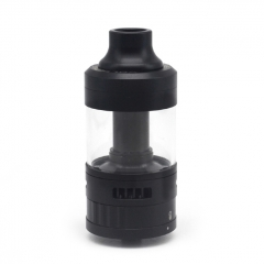 (Ships from Germany)ULTON Voltrove V2 Mini Style 30MM 316SS RTA Rebuildable Tank Atomizer 11ml - Black