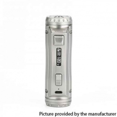 Ehpro Cold Steel 100 Mod 120W 18650/20700/21700 VV VW Temperature Control Box Mod - Silver