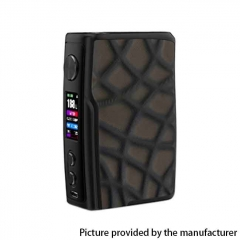 Authentic Vandy Vape Swell 188W TC VW VV Waterproof APV Box Mod - Brown Alligator Snapper