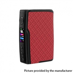 Authentic Vandy Vape Swell 188W TC VW VV Waterproof APV Box Mod - Red Arowana