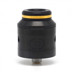 Authentic Augvape X Twisted Messes Occula 24mm BF RDA Rebuildable Dripping Atomizer - Black