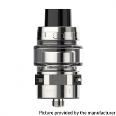 Authentic VOOPOO Maat 28mm Sub Ohm Tank Clearomizer 0.13/0.2ohm 4ml - Silver