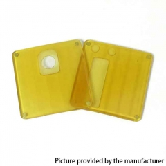 Replacement Back and Front Panel for SXK Bantam PEI - Yellow