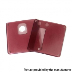 Replacement Back and Front Panel for SXK Bantam - Red