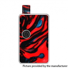 Authentic Asvape Micro 1100mAh 30W VW Variable Wattage Pod System Starter Kit 2ml/0.5/1.0ohm - Red
