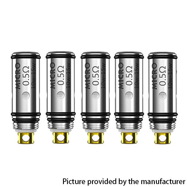 Kết quả hình ảnh cho Asvape Micro Coil - 0.5 Ohm