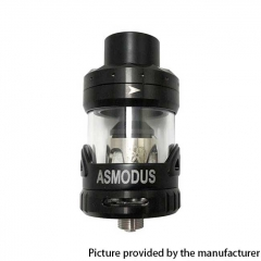 Authentic Asmodus Viento Mesh 26.9mm Sub Ohm Tank Clearomizer 3.5ml/0.18ohm - Gun Metal