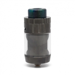 FDX Mutant 26mm Mesh RTA Rebuildable Tank Atomizer 3.5ml - Gun Metal