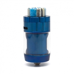 FDX Mutant 26mm Mesh RTA Rebuildable Tank Atomizer 3.5ml - Blue
