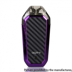 Authentic Aspire AVP 12W 700mAh All-in-one Pod System Starter Kit 2ml/1.2ohm - Purple