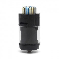 FDX Mutant 26mm Mesh RTA Rebuildable Tank Atomizer 3.5ml - Black
