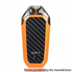 Authentic Aspire AVP 12W 700mAh All-in-one Pod System Starter Kit 2ml/1.2ohm - Orange