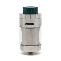 FDX Mutant 26mm Mesh RTA Rebuildable Tank Atomizer 3.5ml - Silver