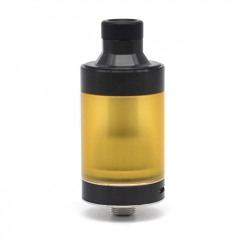 Vazzling 415 Style 22mm 316SS RTA Rebuildable Tank Atomizer 4.5ml - Black