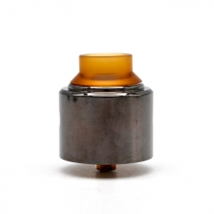 Shot Style 30mm RDA Rebuildable Dripping Atomizer - Gun Metal