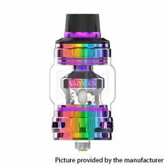 Authentic Uwell Valyrian 2 II 29mm Tank Clearomizer 6ml 0.14/0.32ohm - Rainbow