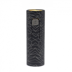(Ships from Germany)ULTON Bestia Animal Style 18650 Hybrid Mech Mod 24mm (Aluminum) #6 Limited Edition - Black