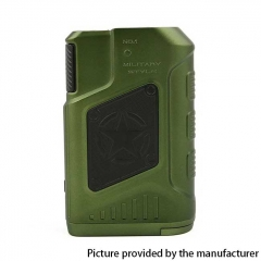 Authentic Teslacigs P226 220W TC VW Variable Wattage Box Mod - Green