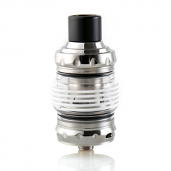 Authentic Eleaf Melo 5 Atomizer 28mm Clearomizer 4ml - Silver